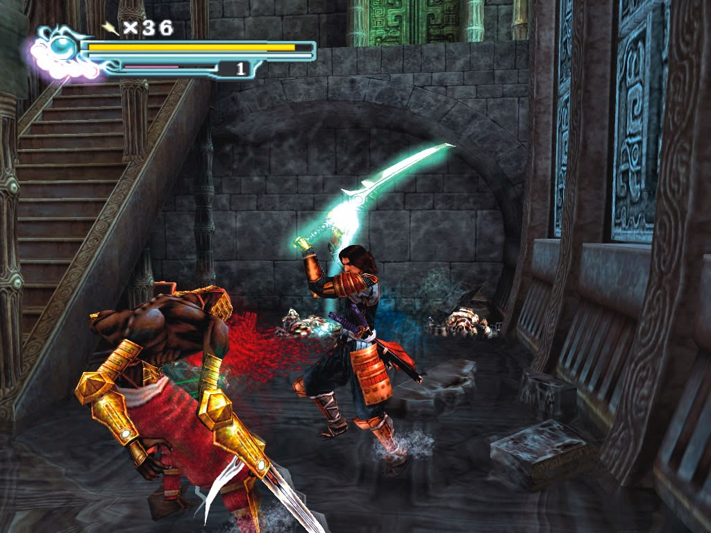 Onimusha.Warlords 1.www .Download.ir  بازی 2001 Onimusha Warlords برای PC