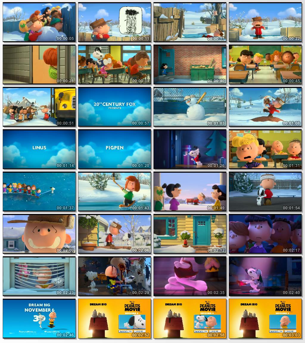 دانلود انیمیشن کارتونی The Peanuts Movie 2015