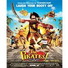 دانلود انیمیشن کارتونی The Pirates Band of Misfits 2012