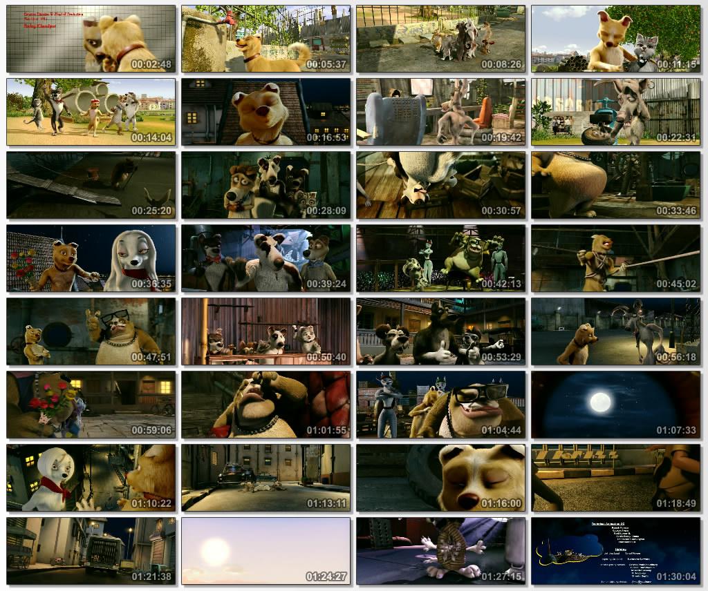 دانلود انیمیشن کارتونی Roadside Romeo 2008