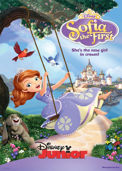 دانلود انیمیشن سریالی Sofia The First سوفیا بانوی اول