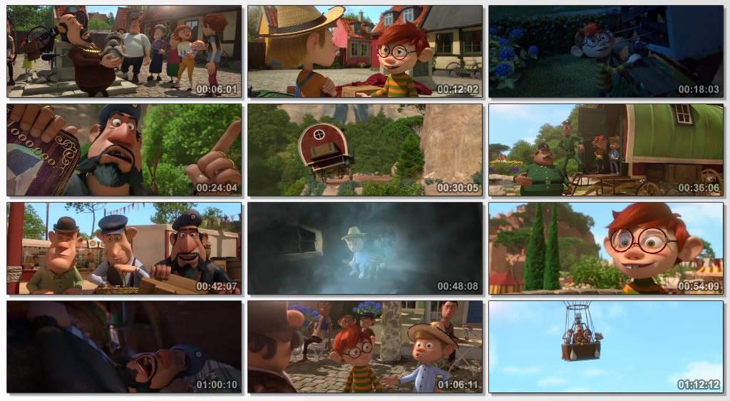 دانلود انیمیشن Albert 2015