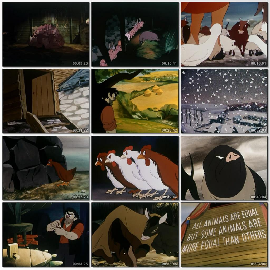 دانلود انیمیشن Animal Farm 1954