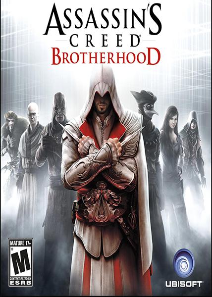 دانلود موسیقی متن بازی Assassins Creed : Brotherhood