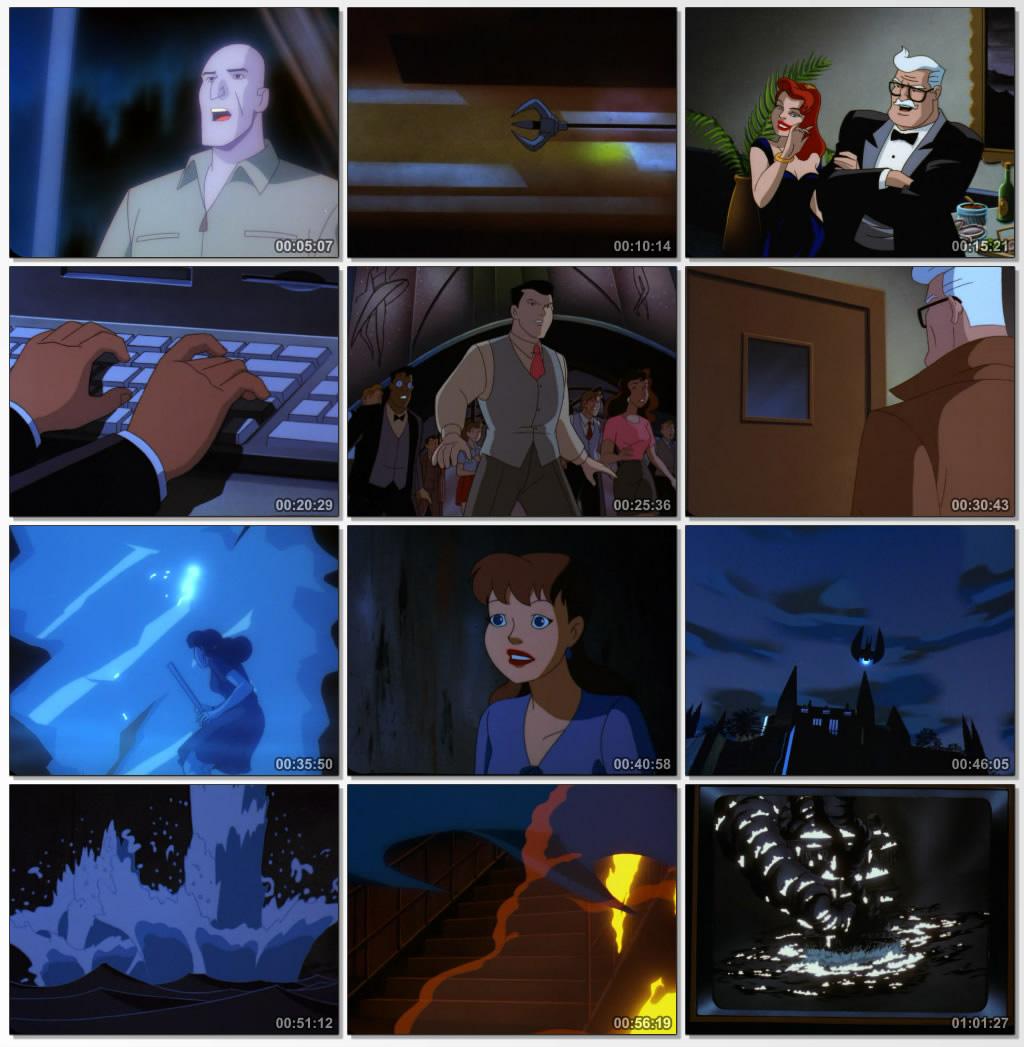 دانلود انیمیشن Batman Mr Freeze SubZero 1998