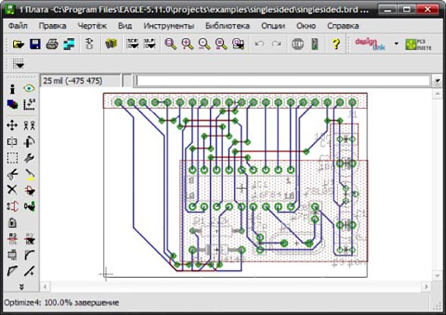 Exelent Cadsoft Eagle Price Model - Electrical Chart Ideas - goruren ...
