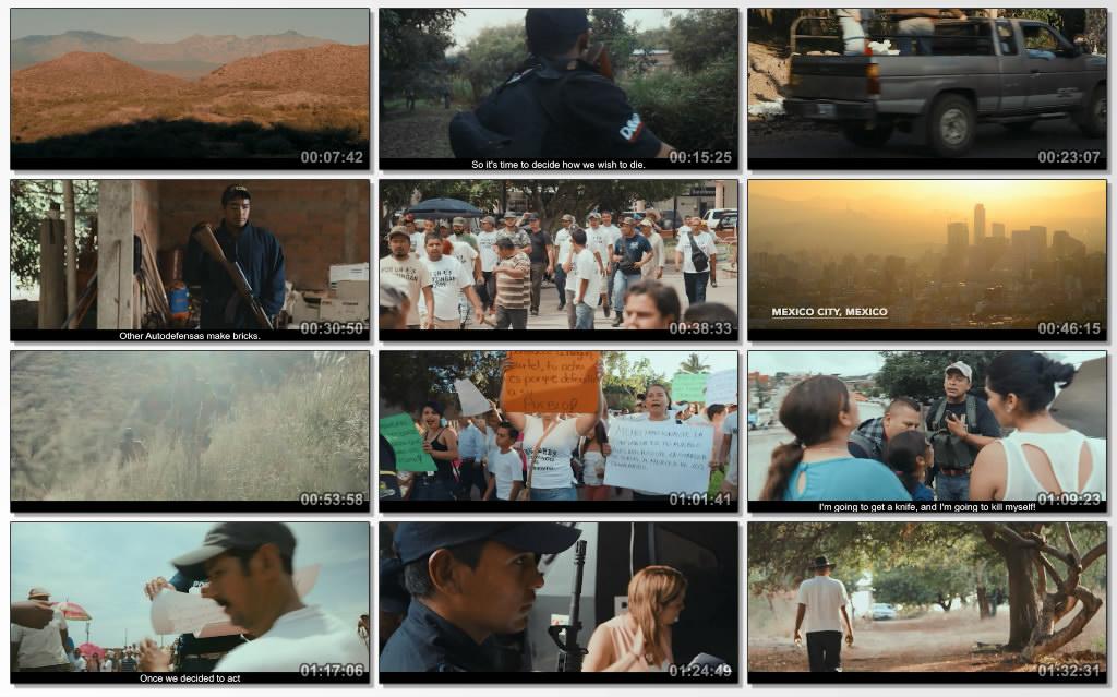 دانلود فیلم مستند Cartel Land 2015