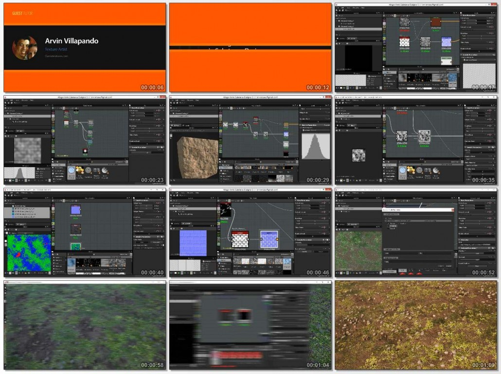 Creating a Tileable Material in Substance Designer