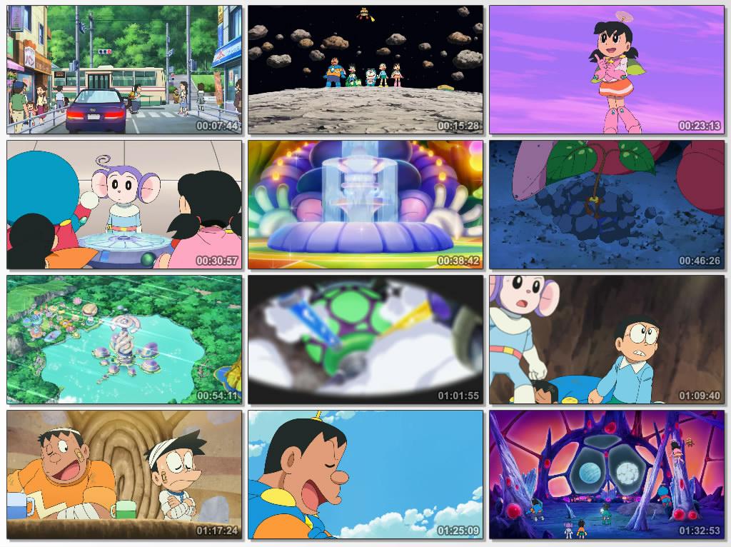 دانلود انیمیشن Doraemon Nobita and the Space Heroes 2015