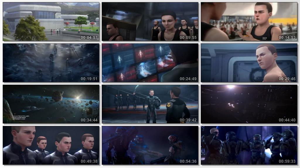 دانلود انیمیشن Halo The Fall of Reach 2015