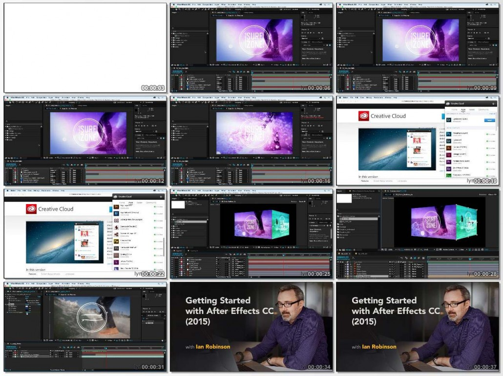 Getting Started with After Effects CC 2015