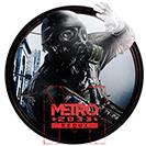 دانلود بازی مک Metro 2033 Redux