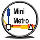 دانلود بازی کامپیوتر Mini Metro