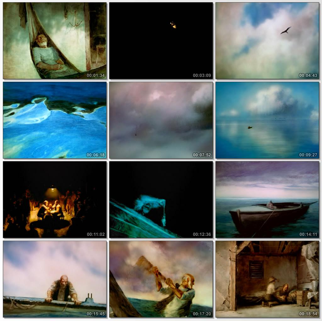 دانلود انیمیشن کارتونی The Old Man and the Sea 1999