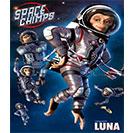 دانلود انیمیشن Space Chimps 2008