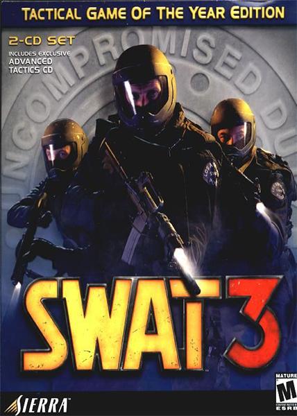 دانلود بازی کامپیوتر Swat 3 Tactical GOTY