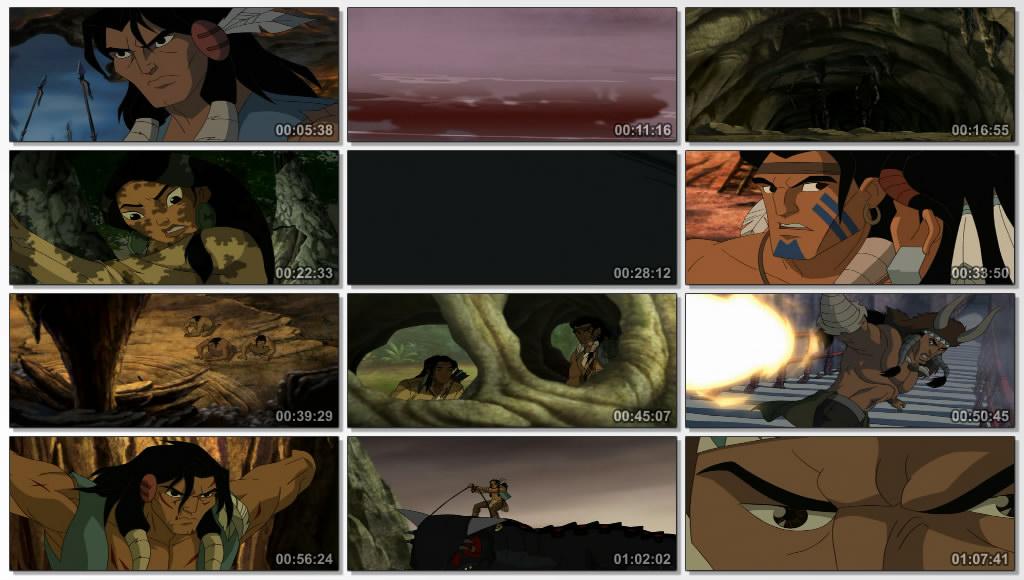دانلود انیمیشن Turok Son of Stone 2008