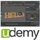 Udemy-Introduction.to.nParticles.in.Maya.2016.5x5.www.Download.ir