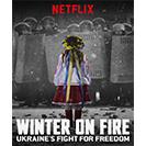 دانلود فیلم مستند Winter on Fire 2015
