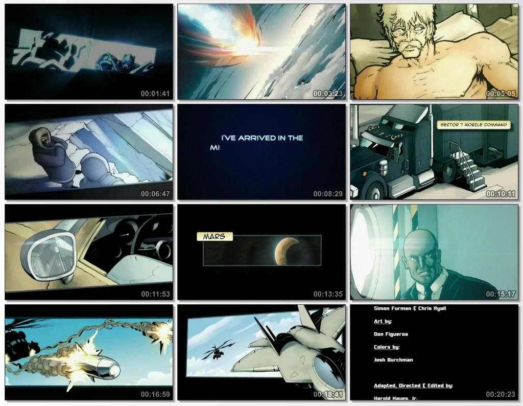 دانلود انیمیشن کارتونی Transformers Beginnings 2007