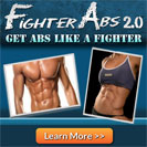 Fighter Abs 2.0 by Andrew Raposo