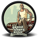 دانلود بازی Grand Theft Auto San Andreas نسخه PS3