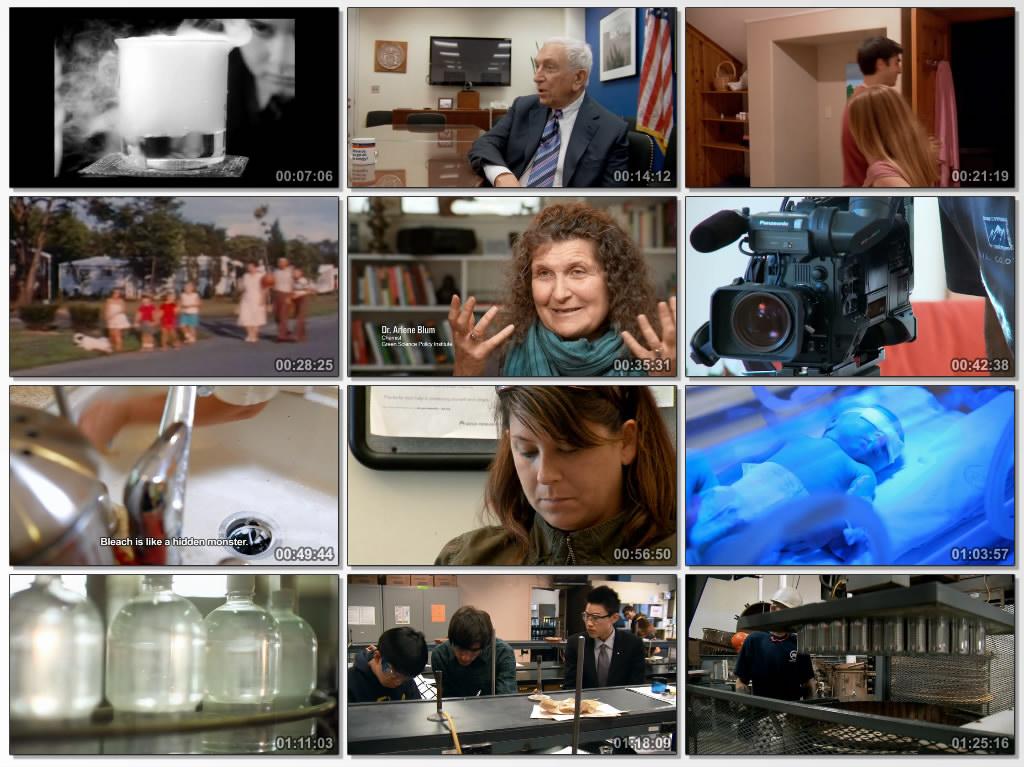 دانلود فیلم مستند The Human Experiment 2013