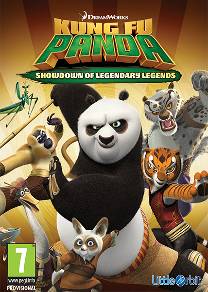 دانلود بازی Kung Fu Panda Showdown of Legendary Legends برای Xbox 360 و PS3