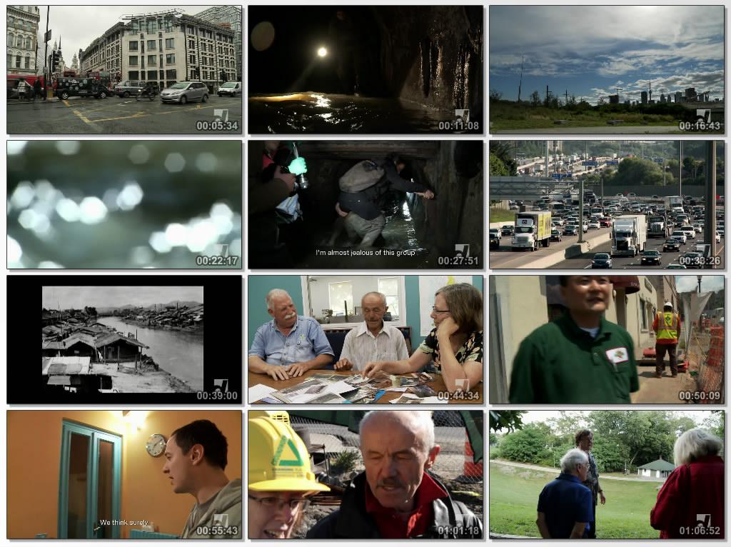 دانلود فیلم مستند Lost Rivers 2012