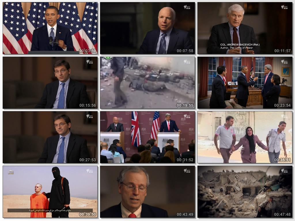 دانلود فیلم مستند Obama at War 2015