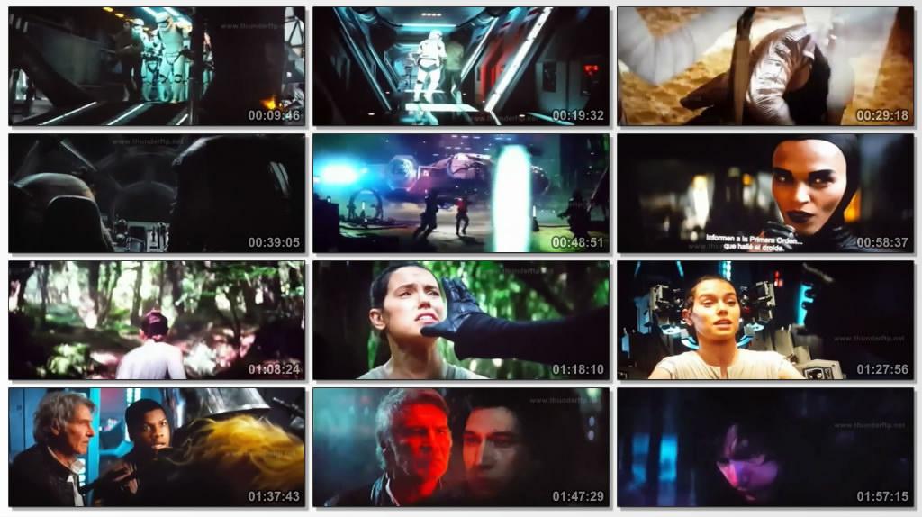 دانلود فیلم Star Wars The Force Awakens 2015