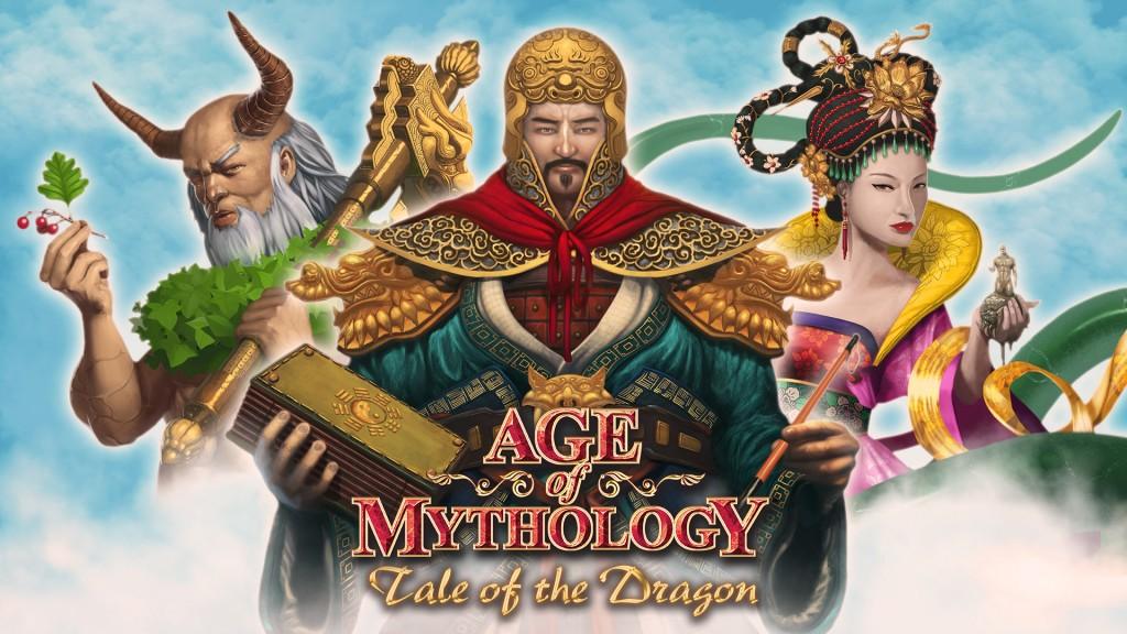دانلود بازی Age of Mythology Extended Edition Tail of the Dragon