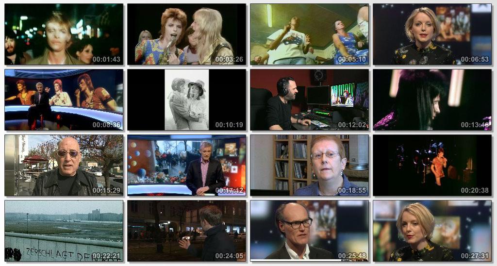دانلود فیلم مستند David Bowie Sound and Vision 2016