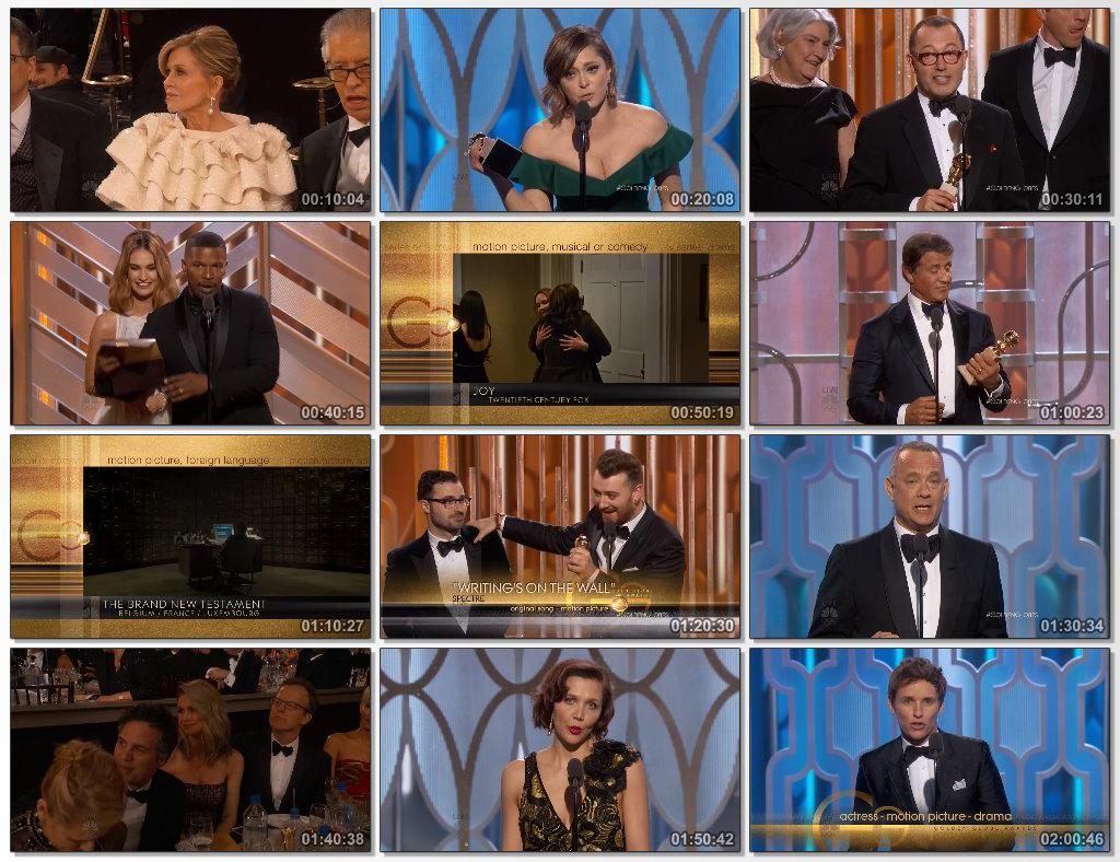 دانلود مراسم Golden Globe Award 2016