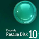 دانلود نرم افزار دیسک نجات آنتی ویروس کاسپراسکی Kaspersky Rescue Disk 2016
