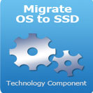 دانلود نرم افزار انتقال سیستم عامل به هارد دیسک اس اس دی Paragon Migrate OS to SSD