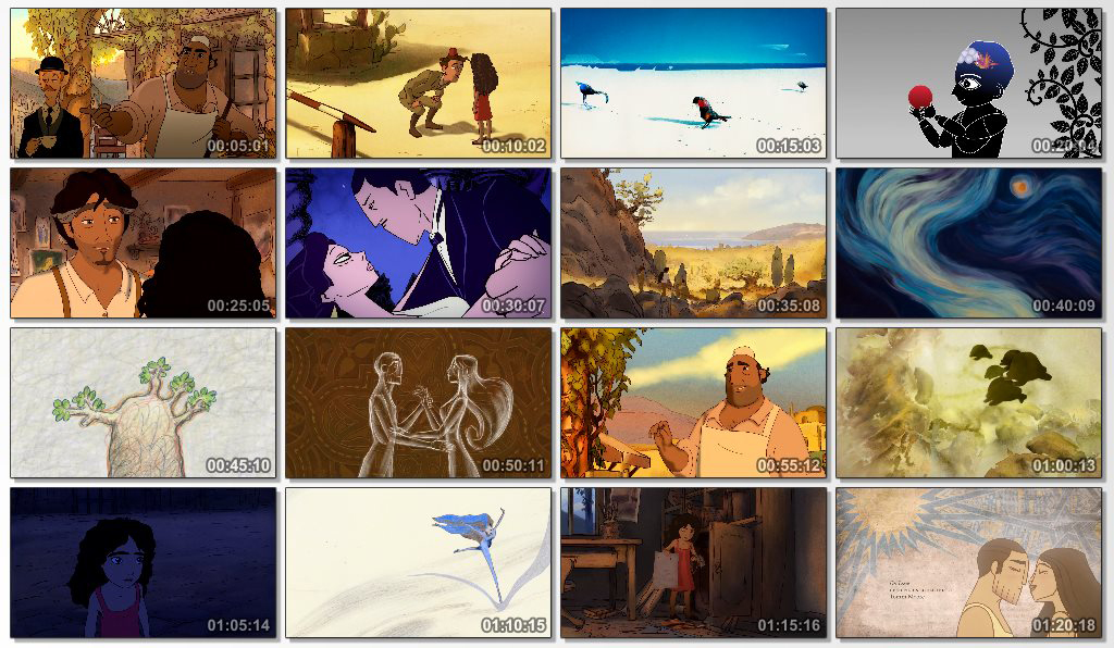 دانلود انیمیشن The Prophet 2015
