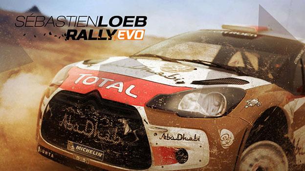 دانلود بازی Sebastien Loeb Rally EVO