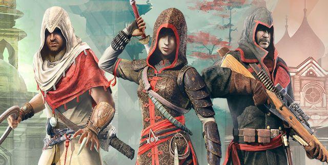 دانلود بازی کامپیوتر Assassins Creed Chronicles Trilogy نسخه Repack