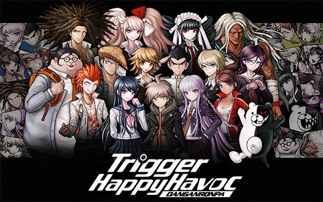 دانلود بازی کامپیوتر Danganronpa Trigger Happy Havoc Limited Edition