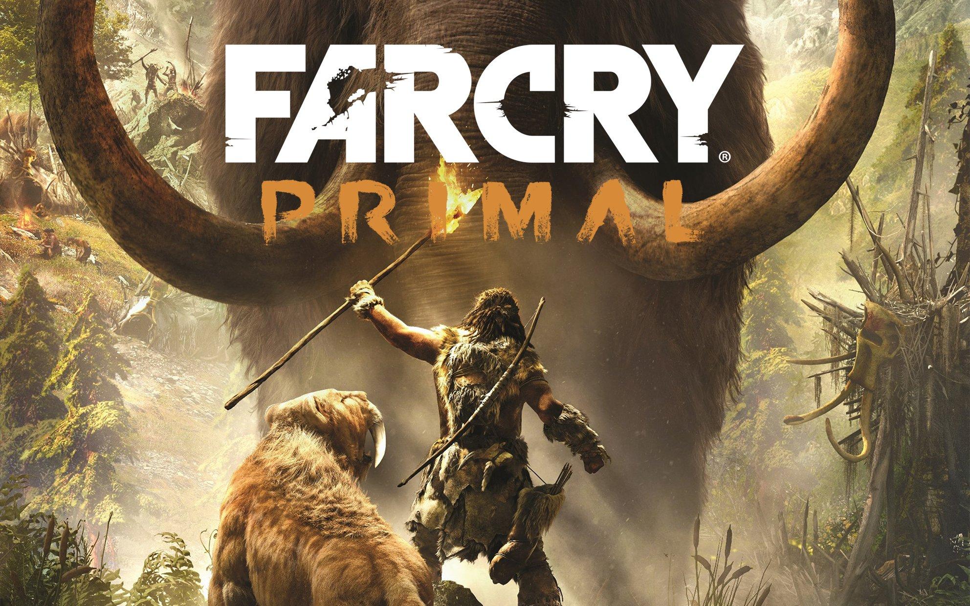 دانلود بازی کامپیوتر Far Cry Primal نسخه CODEX