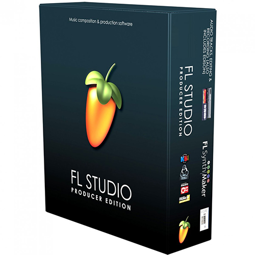 FL Studio Producer Edition 12.4.1 Build 4 + Plugins تنظیم و ساخت موزیک