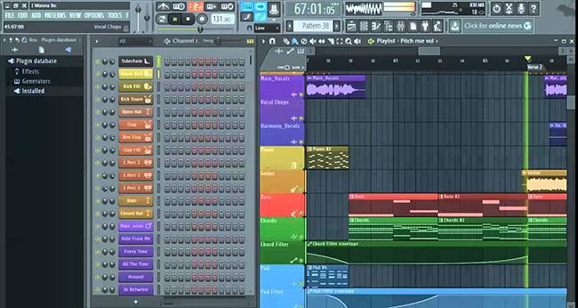 دانلود fl studio برای ویندوز