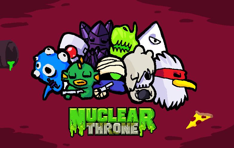 دانلود بازی کامپیوتر Nuclear Throne