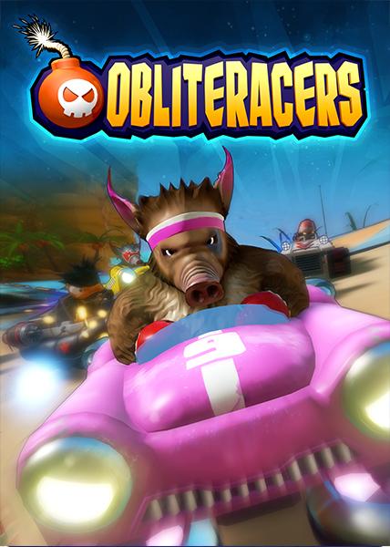 نتیجه تصویری برای دانلود بازی Obliteracers برای PC
