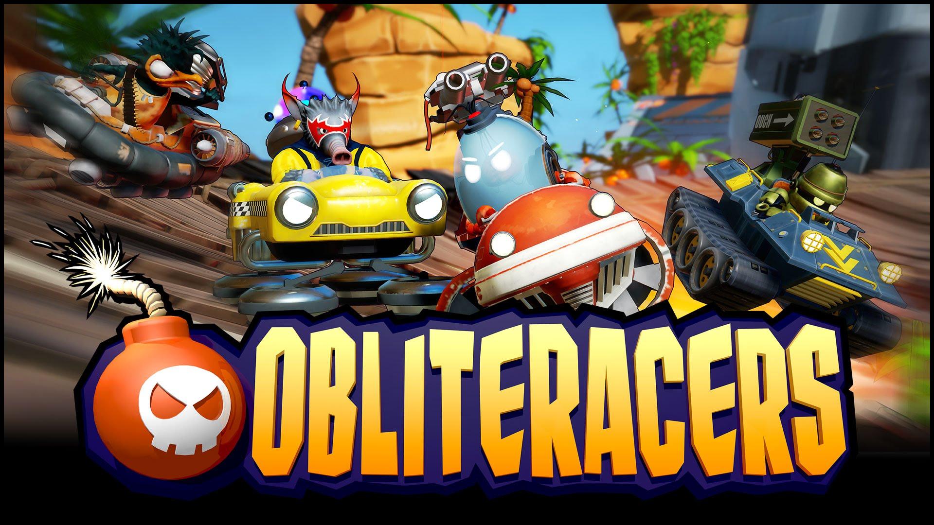 دانلود بازی کامپیوترObliteracers