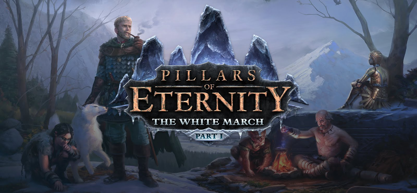 دانلود بازی Pillars of Eternity The White March Part II