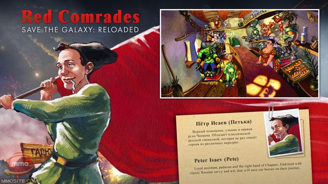 دانلود بازی کامپیوتر Red Comrades Save the Galaxy Reloaded نسخه FitGir
