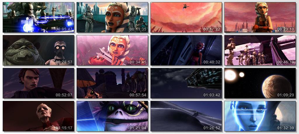 دانلود انیمیشن Star Wars The Clone Wars 2008 با کیفیت 1080Bluray