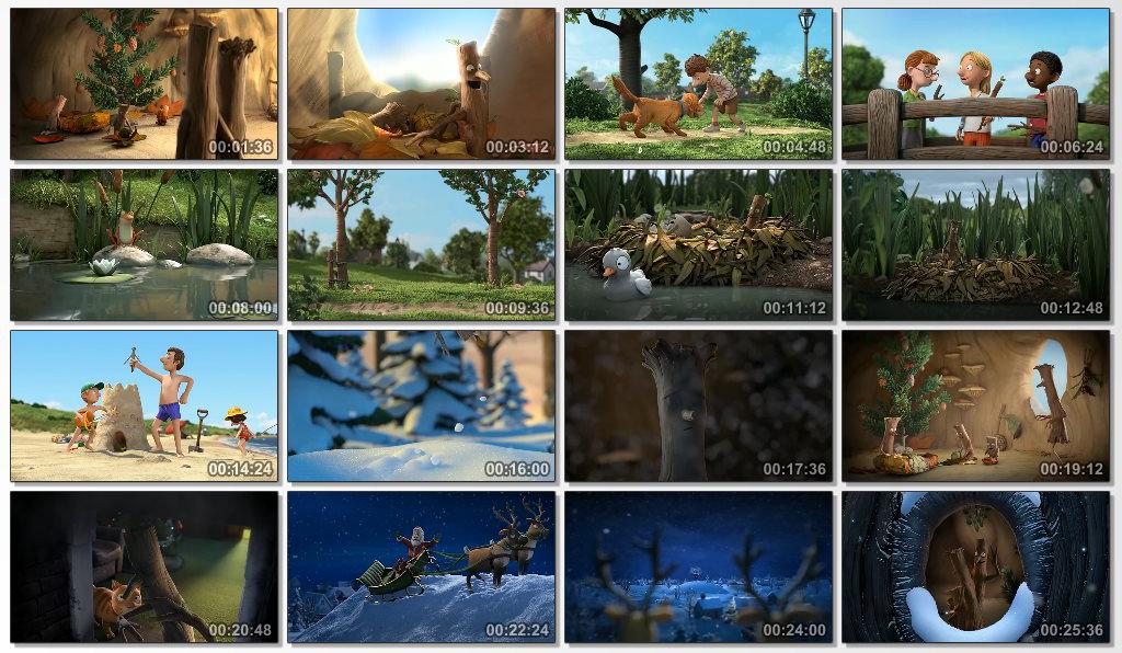 دانلود انیمیشن Stick Man 2015 با کیفیت DVDRIP